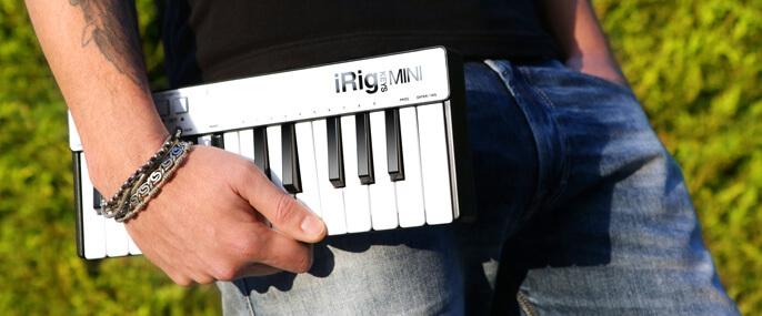 Габариты клавиатуры